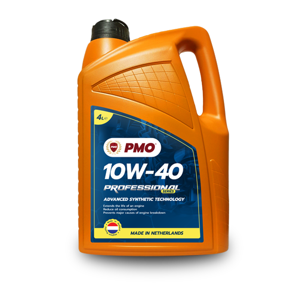 PMO Professional-Series 10W-40